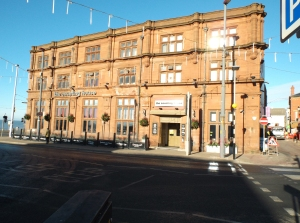 The Midland Bank as it is now