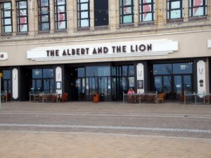 the albert and the lion