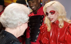 queen meets lady gaga