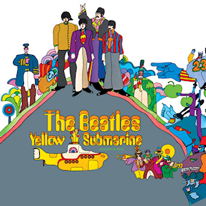 TheBeatles-YellowSubmarinealbumcover